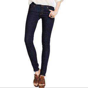 Denim & Supply RL Dark Wash Skinny Jeans- 27